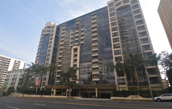 LEASED | 10724 Wilshire Boulevard Unit 513 | Westwood
